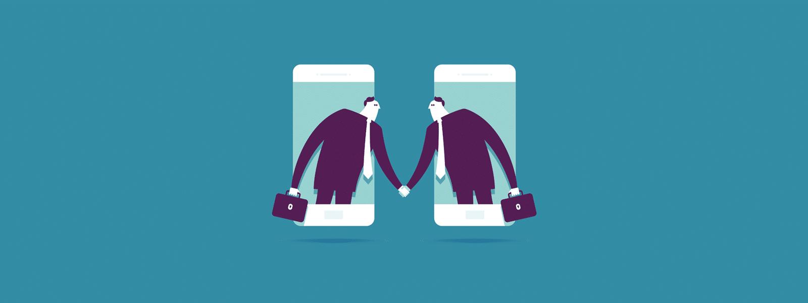 Own the customer relationship through incredibly accurate predictive algorithms